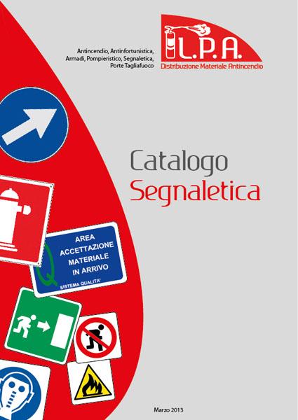 Catalogo Segnaletica
